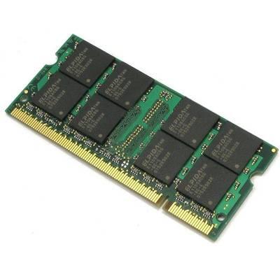 Оперативная память SO-DIMM DDR2 1Gb 667MHz Sharetronic б/у