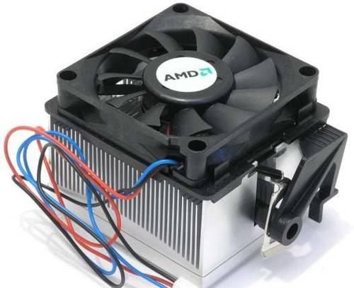 Система охлаждения AMD (939 AM2 AM2+ AM3 AM3+) б/у