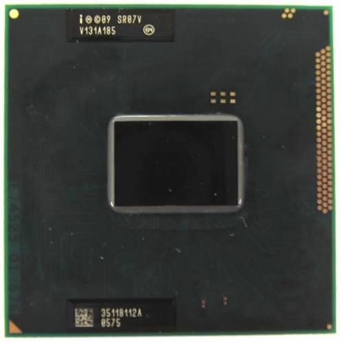 Процессор для ноутбука Intel sRPGA988B Pentium B960 2x2.20GHz SR07V б/у