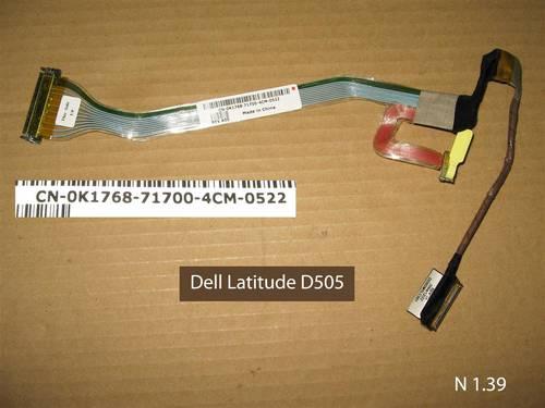 Шлейф матрицы для ноутбука Dell D505 D510 DDDM3LLC018