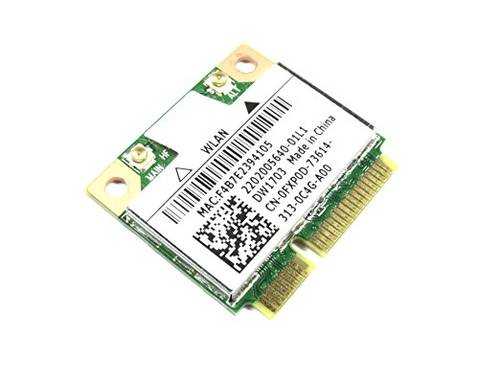 Wi-Fi модуль Micro-PCI Atheros AR5BXB63 б/у