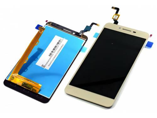 Дисплей для Lenovo A6020a40 золото
