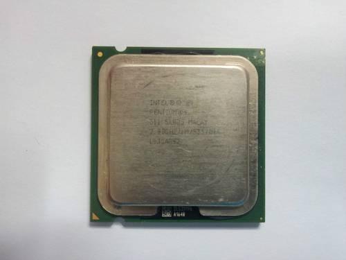 Процессор Intel s775 Pentium 4 2.80GHz SL8U5 б/у
