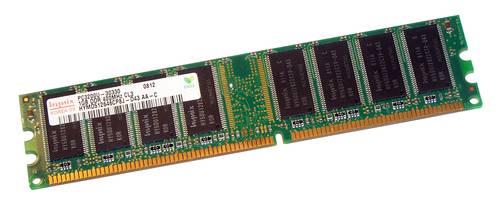 Оперативная память DDR1 1Gb 400MHz Hynix б/у