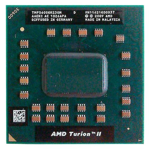 Процессор для ноутбука AMD sS1 (S1g4) Turion II P560 2x2.5GHz TMP560SGR23GM б/у