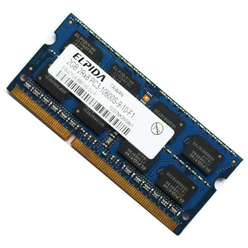 Оперативная память SO-DIMM DDR3 2Gb 1333MHz Elpida б/у
