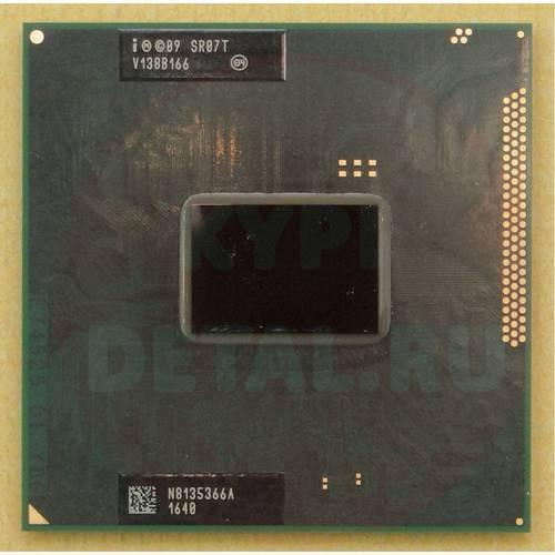 Процессор для ноутбука Intel sPGA988 Pentium B940 2x2.0 GHz SR07T б/у
