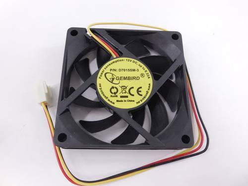 Вентилятор 70x70 3pin б/у