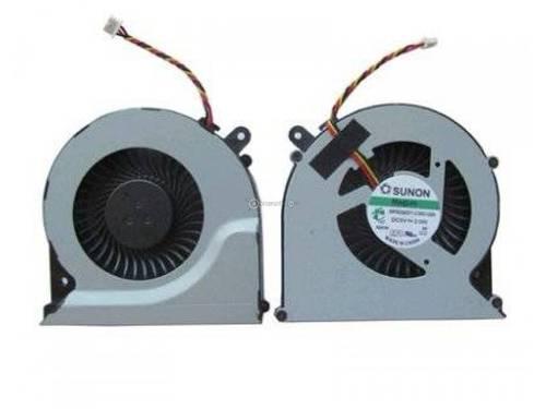 Вентилятор для ноутбука Toshiba C850 C855 C870 C875 L850 L870 3pin б/у