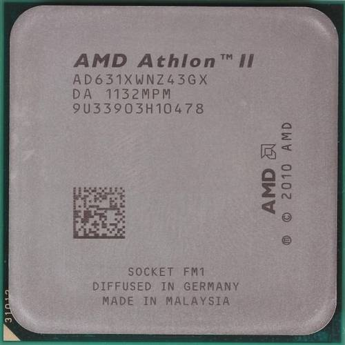 Процессор AMD sFM1 Athlon II X4 631 2.6GHz AD631XWNZ43GX б/у