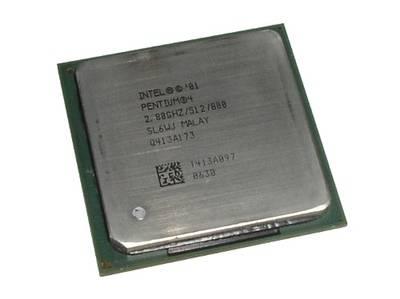 Процессор Intel s478 Pentium 4 1.5GHz SL5TJ б/у