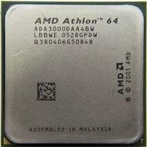 Процессор AMD s754 Athlon 64 3000+ 2.0Ghz ADA3000AEP4AR б/у