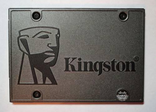 SSD диск 2.5