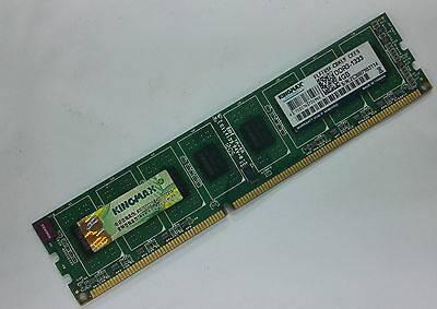 Оперативная память DDR3 4Gb 1333MHz Kingmax б/у