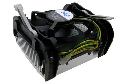 Система охлаждения Intel s478 б/у