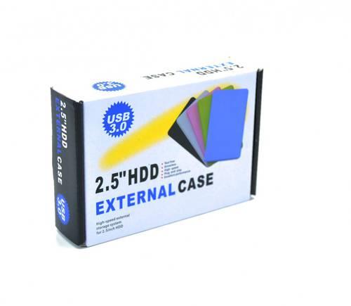 Внешний бокс 2.5 USB 3.0 Орбита DH-25