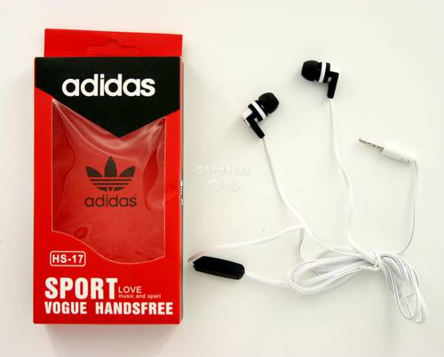 Наушники с гарнитурой Adidas HS-17