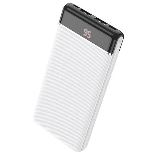 Портативный аккумулятор HOCO J59A Белый (20000мА)