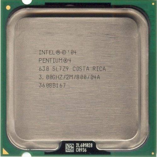 Процессор Intel s775 Pentium 4 630 3.0GHz SL8Q7 б/у