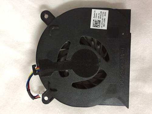 Вентилятор для ноутбука Dell 6400 E6410 E6500 E6510 4Pin б/у