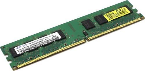 Оперативная память DDR2 1Gb 800MHz Samsung б/у