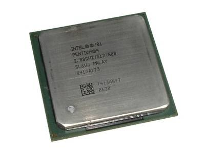Процессор Intel s478 Pentium 4 1.5GHz SL5UF б/у