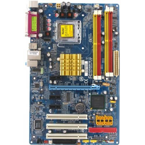 Материнская плата Gigabyte GA-945-S3 s775/4xDDR2/4xSATA/IDE/PCI-E б/у