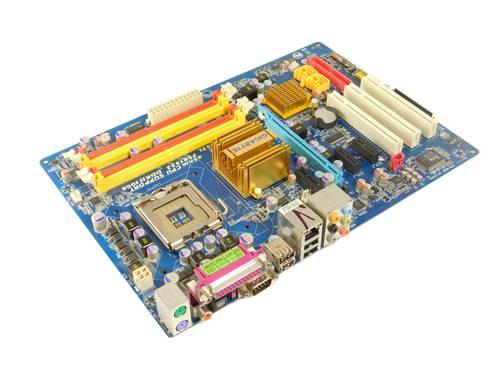 Материнская плата Gigabyte GA-P31-DS3L s775/4xDDR2/4xSATA/IDE/PCI-E б/у