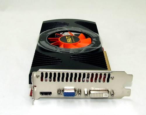 Видеокарта PCI-E Palit GeForce GTS 250 1Gb GDDR3 256Bit VGA/DVI/HDMI б/у