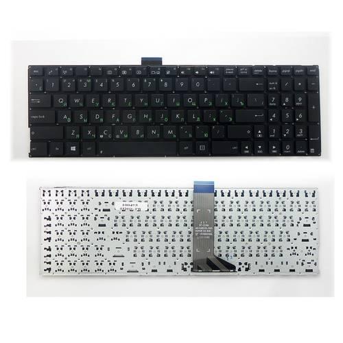 Клавиатура для ноутбука Asus X553M черная