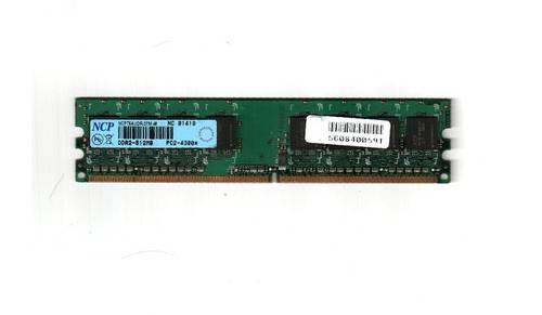 Оперативная память DDR2 512Mb 533MHz NCP б/у