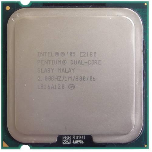 Процессор Intel s775 Celeron E2180 2x2.0GHz SLA8Y б/у