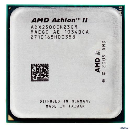 Процессор AMD sAM2+/AM3 Athlon II X2 250 2x3.0GHz ADX250OCK23GM б/у