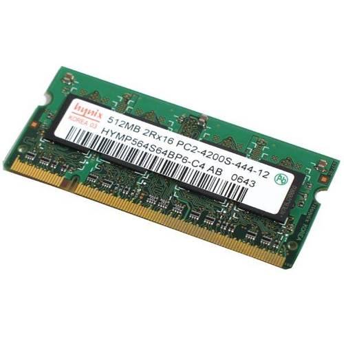 Оперативная память SO-DIMM DDR2 512Mb 533MHz Hynix б/у