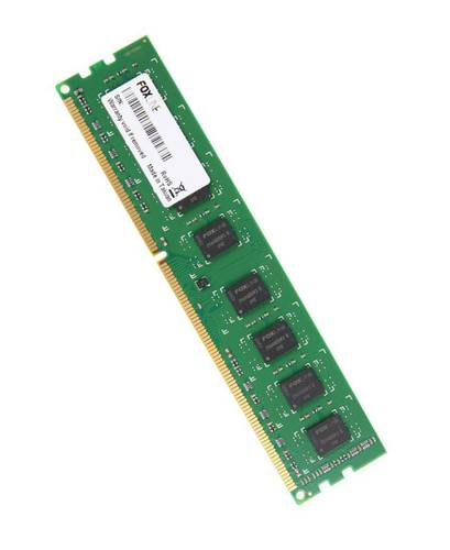 Оперативная память DDR2 2Gb 800MHz Foxline б/у