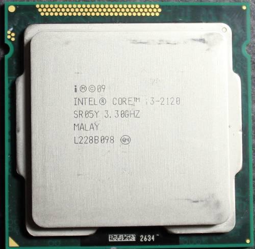 Процессор Intel s1155 i3-2120 4x3.3GHz SR05Y б/у