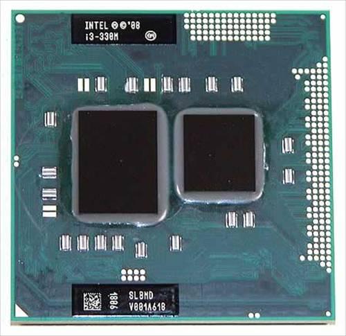 Процессор для ноутбука Intel sPGA988 Core i3-330M 2x2.13GHz SLBMD б/у