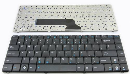 Клавиатура для ноутбука Asus K40 P81 F82 черная б/у